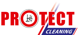 Protect Cleaning Retina Logo